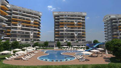 فروش آپارتمان ترکیه مناسب سرمایه گذاری