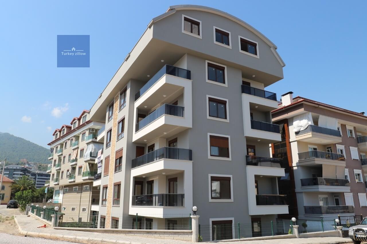 فروش آپارتمان آلانیا ترکیه با قیمت مناسب