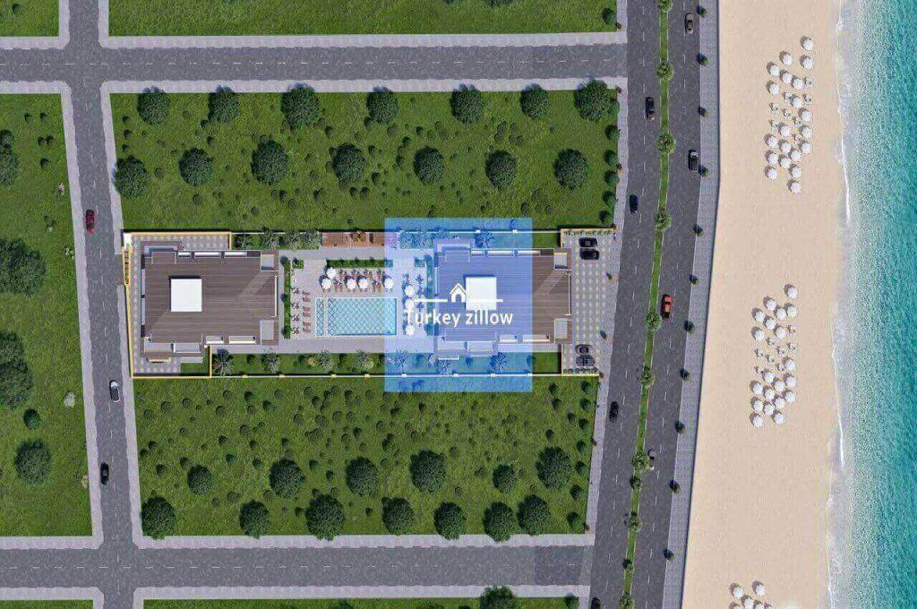 آپارتمان برای فروش در آلانیا