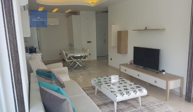 آپارتمان با قیمت مناسب آلانیا (1)