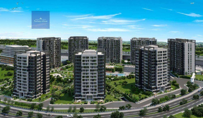 آپارتمان برای فروش در آستانبول (10)