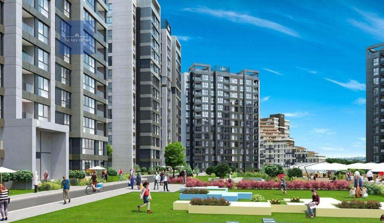 آپارتمان برای فروش در آستانبول (11)