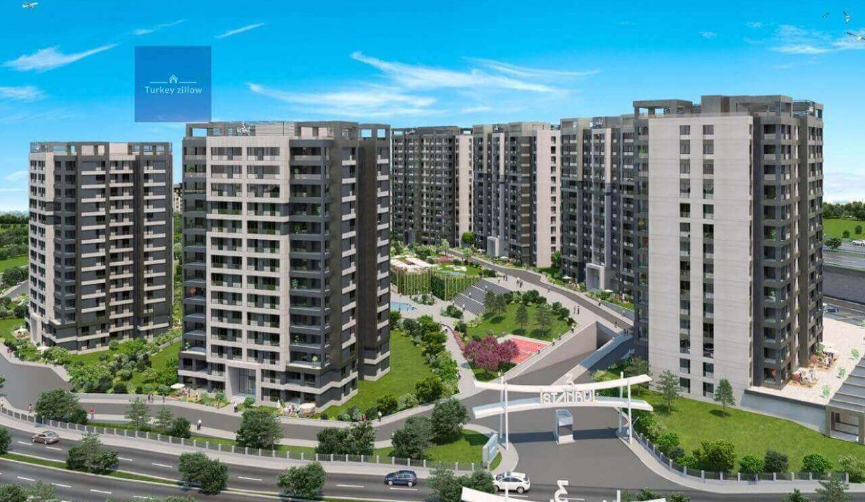آپارتمان برای فروش در آستانبول (12)