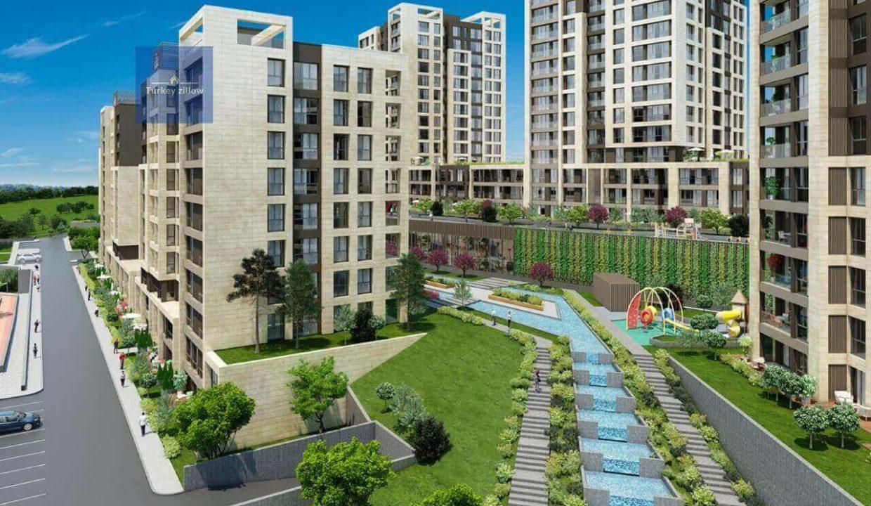 آپارتمان برای فروش در آستانبول (13)
