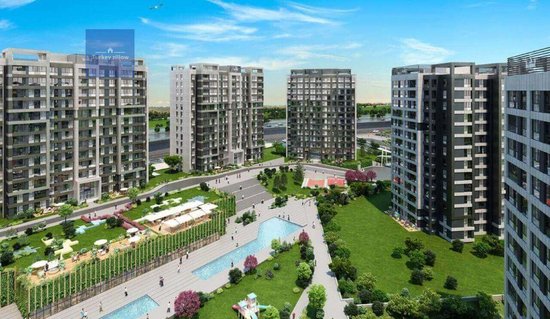 آپارتمان برای فروش در آستانبول (14)