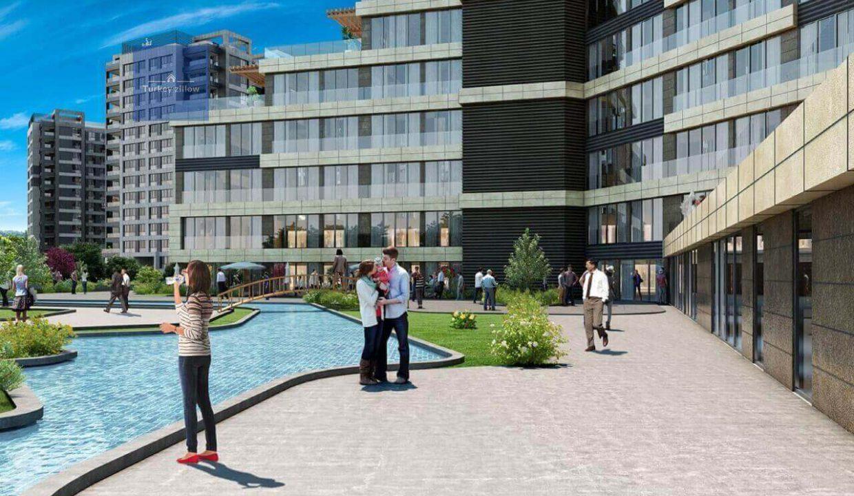آپارتمان برای فروش در آستانبول (16)