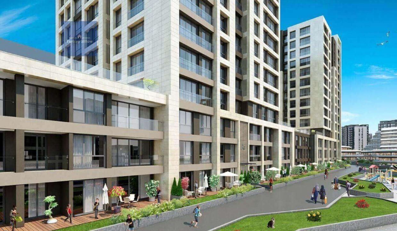 آپارتمان برای فروش در آستانبول (17)
