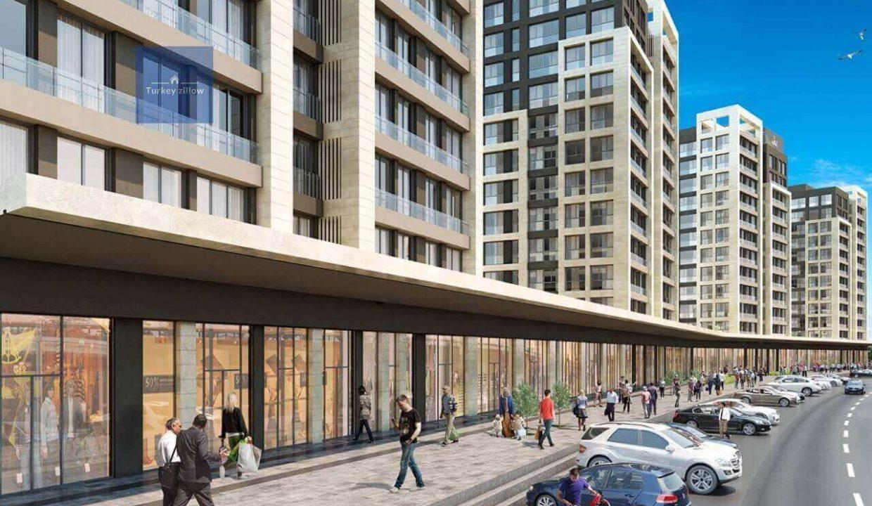 آپارتمان برای فروش در آستانبول (18)