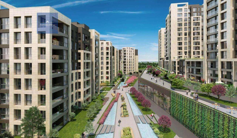 آپارتمان برای فروش در آستانبول (3)