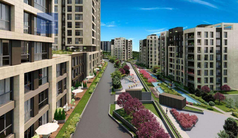 آپارتمان برای فروش در آستانبول (4)
