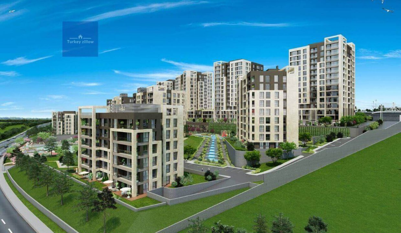 آپارتمان برای فروش در آستانبول (6)