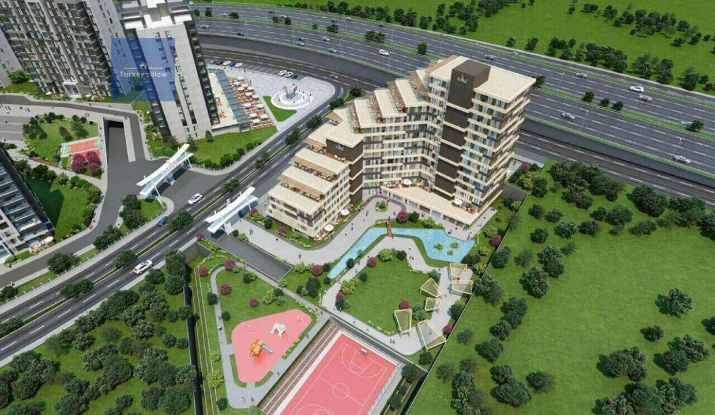 آپارتمان برای فروش در آستانبول (7)