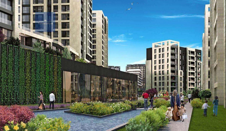 آپارتمان برای فروش در آستانبول (9)
