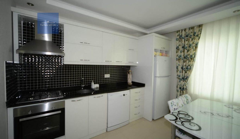 آپارتمان برای فروش در آلانیا (1)