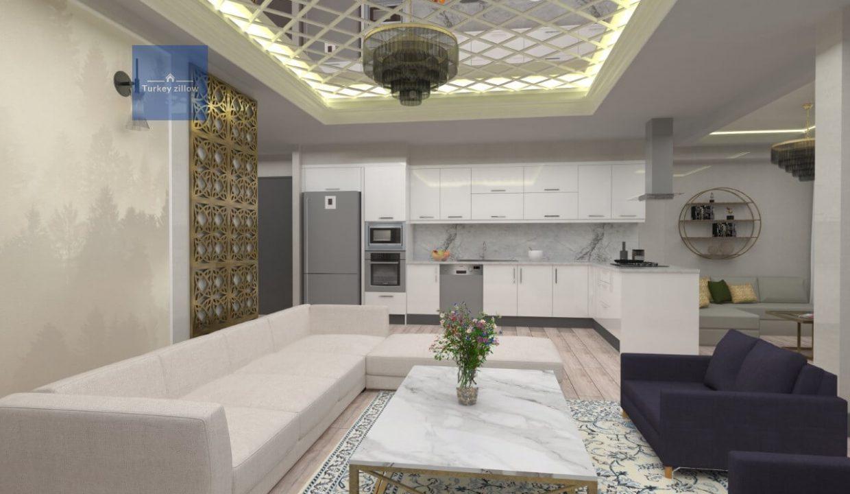 آپارتمان برای فروش در آلانیا (11)