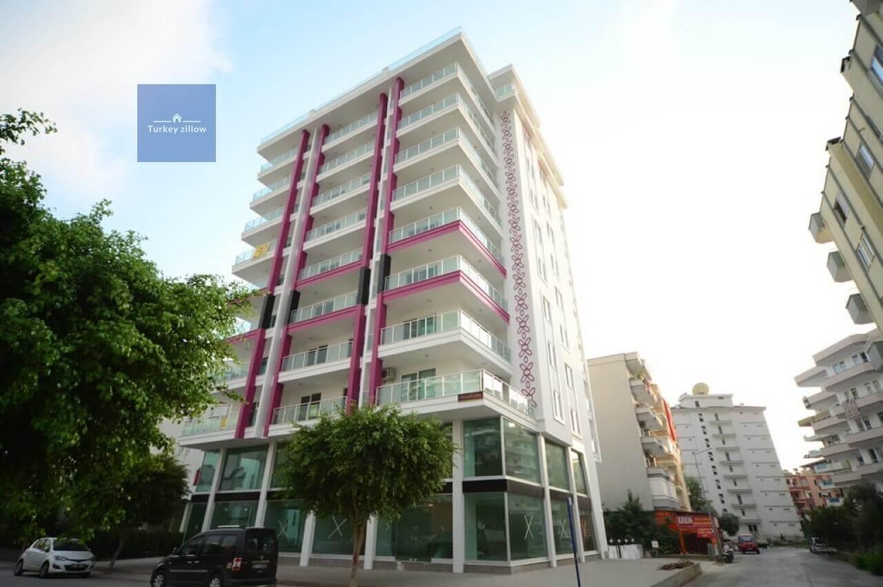 آپارتمان برای فروش در آلانیا محموتلار