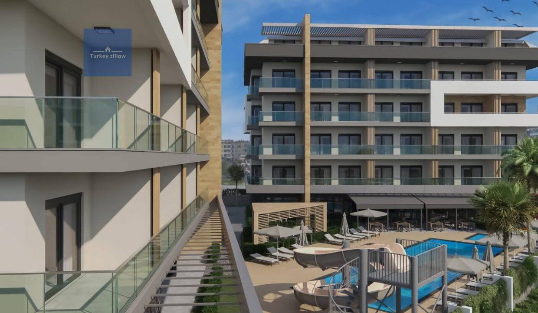 آپارتمان برای فروش در آلانیا (13)