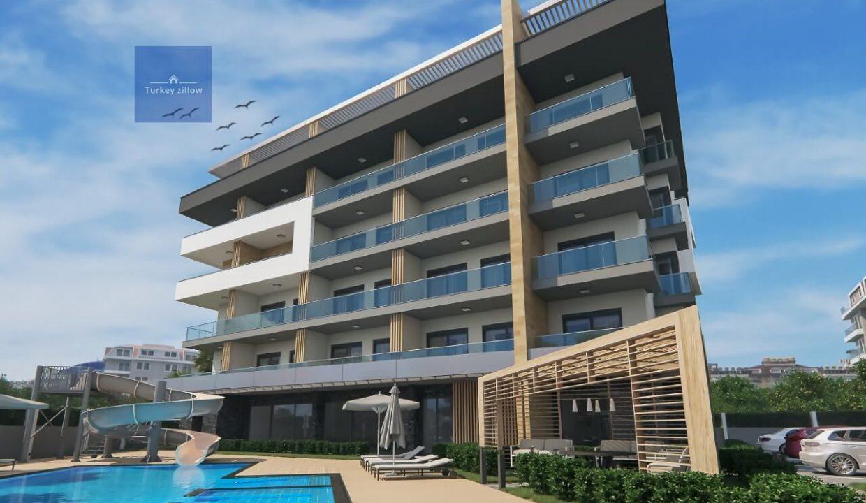 آپارتمان برای فروش در آلانیا (14)