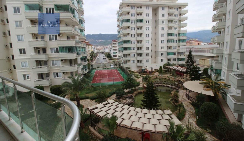 آپارتمان برای فروش در آلانیا (19)
