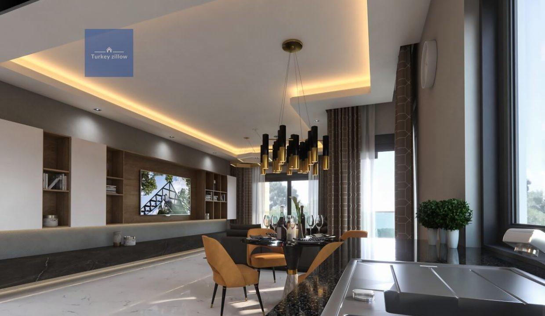 آپارتمان برای فروش در آلانیا (23)