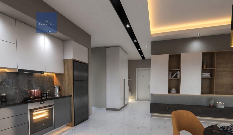 آپارتمان برای فروش در آلانیا (25)
