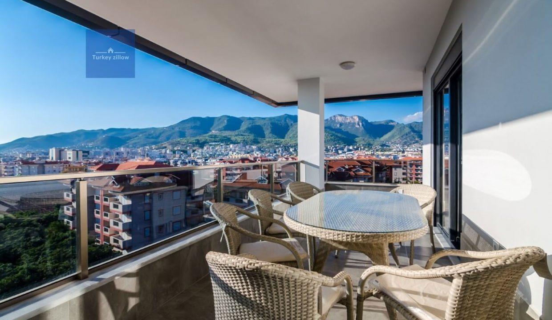 آپارتمان برای فروش در آلانیا (30)