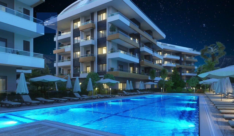 آپارتمان برای فروش در آلانیا (52)