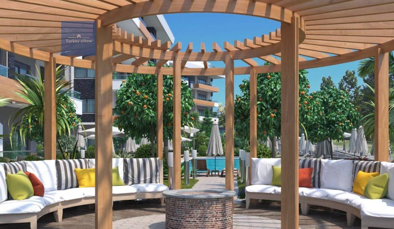 آپارتمان برای فروش در آلانیا (7)