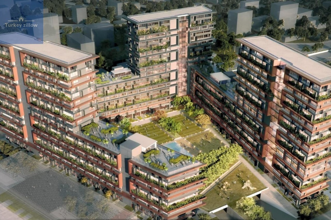 آپارتمان های خوش ساخت استانبول