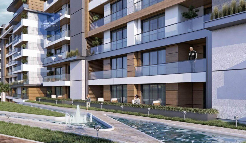 فروش آپارتمان در استانبول (4)