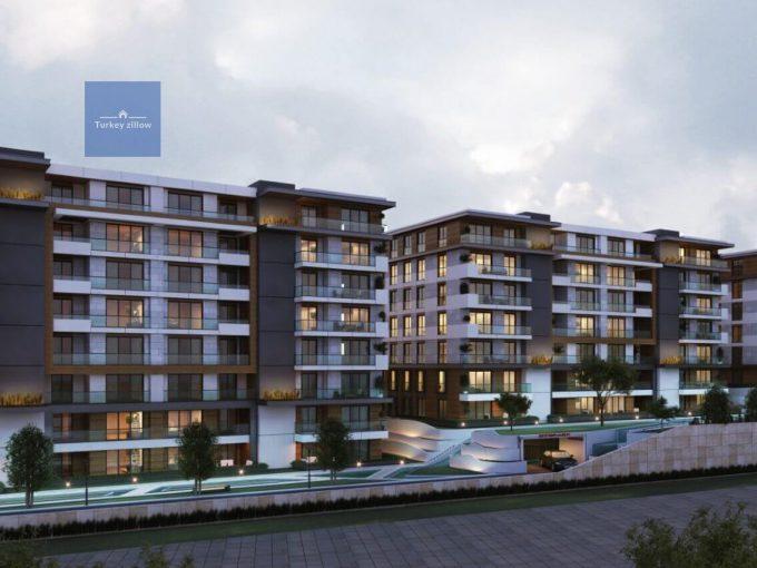 آپارتمان برای فروش در استانبول مناسب برای سرمایه گذاری