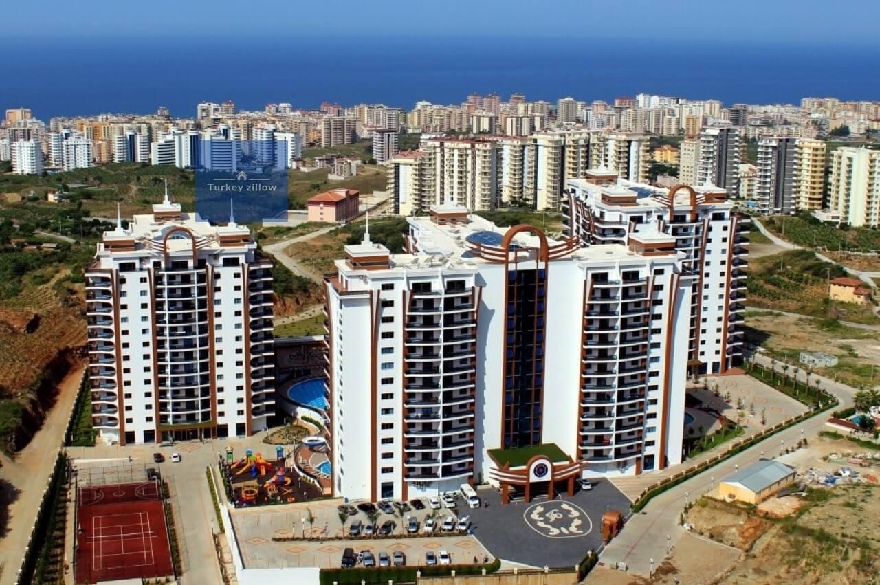 خرید آپارتمان در آزورا پارک آلانیا AZURA PARK
