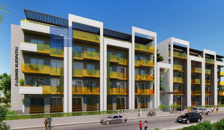 آپارتمان در ترکیه آلانیا (2)