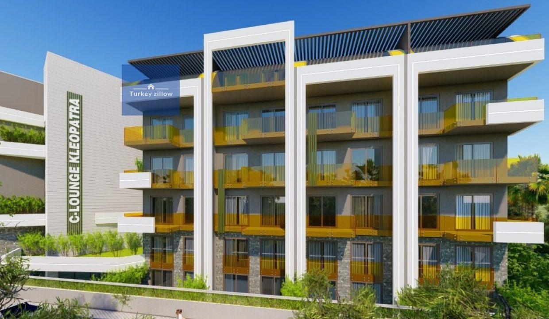 آپارتمان در ترکیه آلانیا (3)