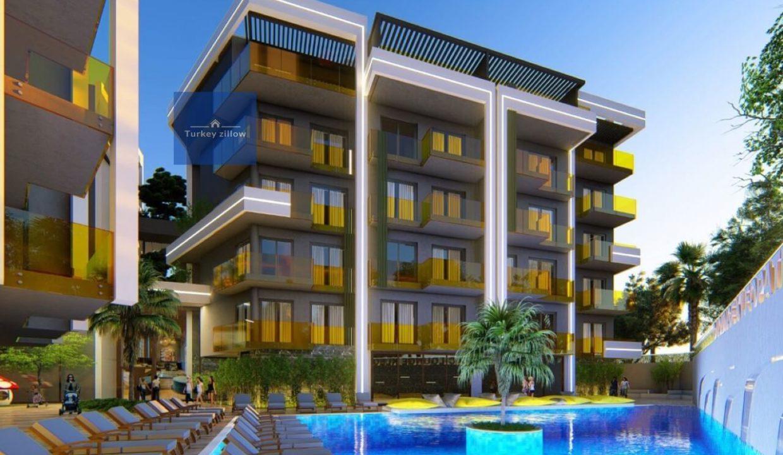 آپارتمان در ترکیه آلانیا (5)
