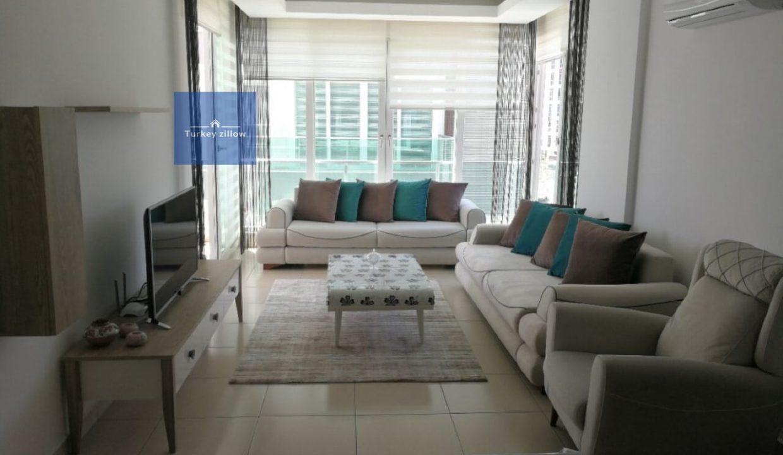 خرید آپارتمان در ترکیه آلانیا Sun Palace Garden (2)