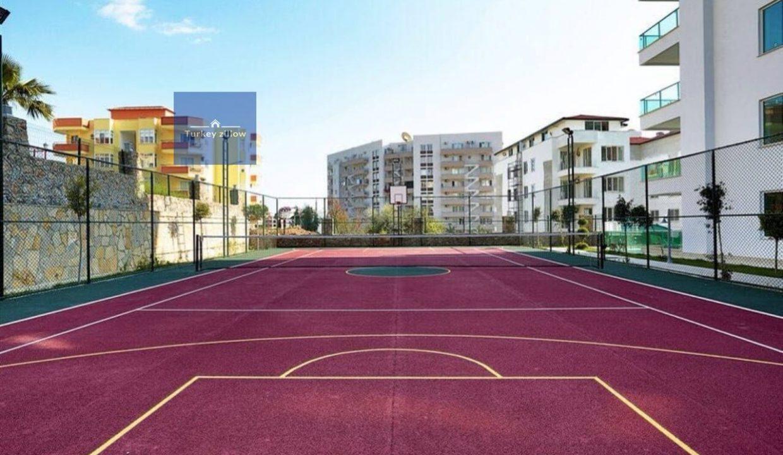 خرید آپارتمان در ترکیه آلانیا Sun Palace Garden (5)