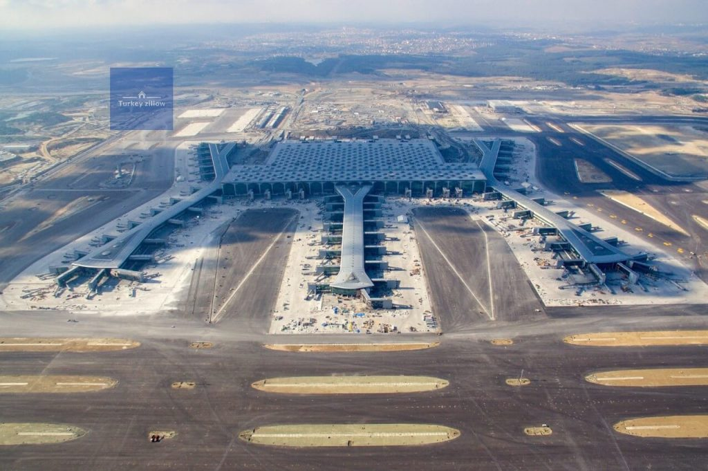 فرودگاه جدید استانبول