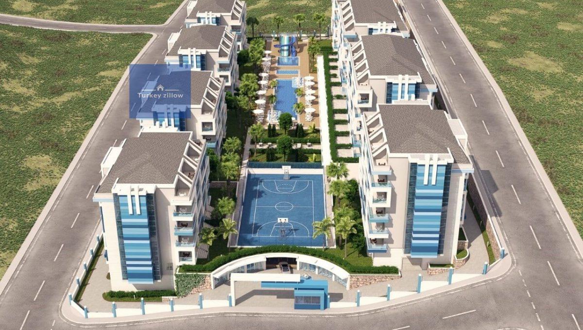 Aura Blue Residence Alanya Kestel (3)