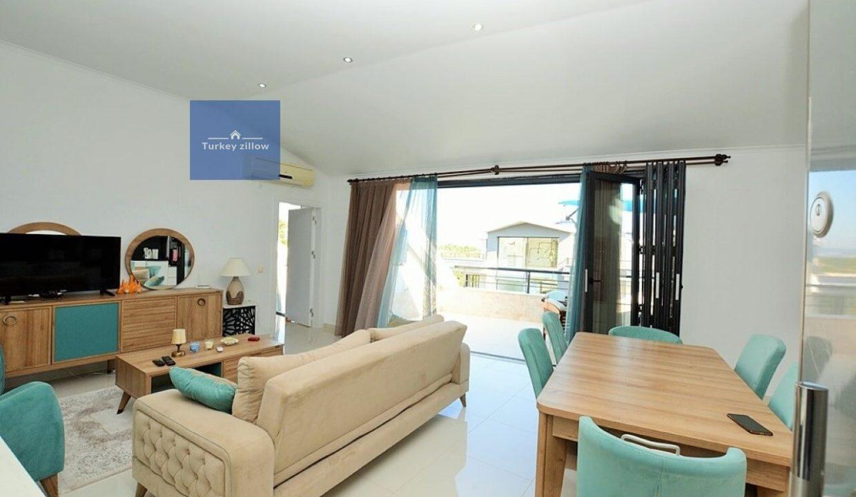آپارتمان ارزان برای فروش در آلانیا (13)