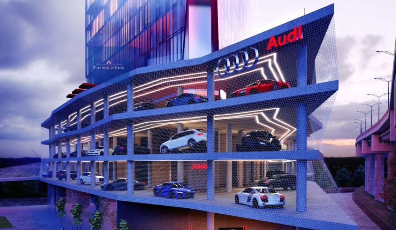 آپارتمان برای فروش در استانبول (12)