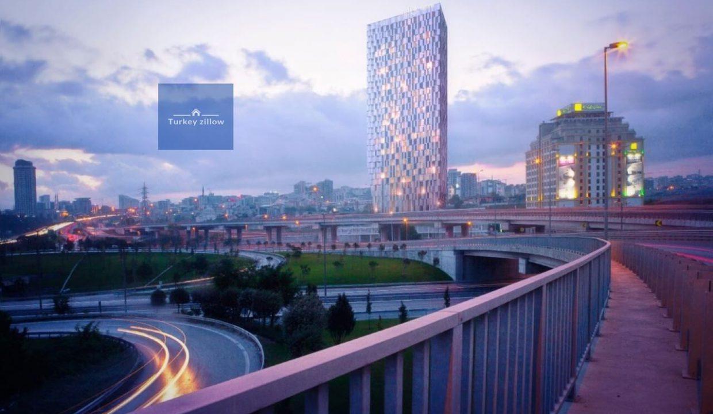 آپارتمان برای فروش در استانبول (17)