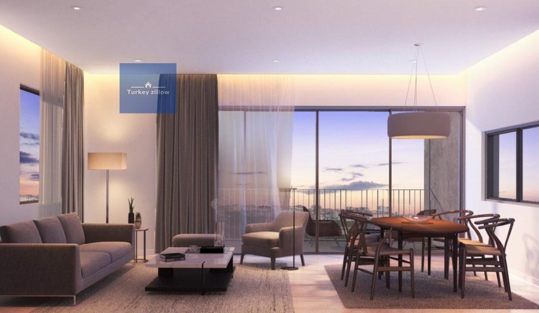 آپارتمان برای فروش در استانبول (3)