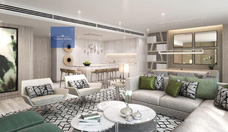 آپارتمان برای فروش در استانبول (9)