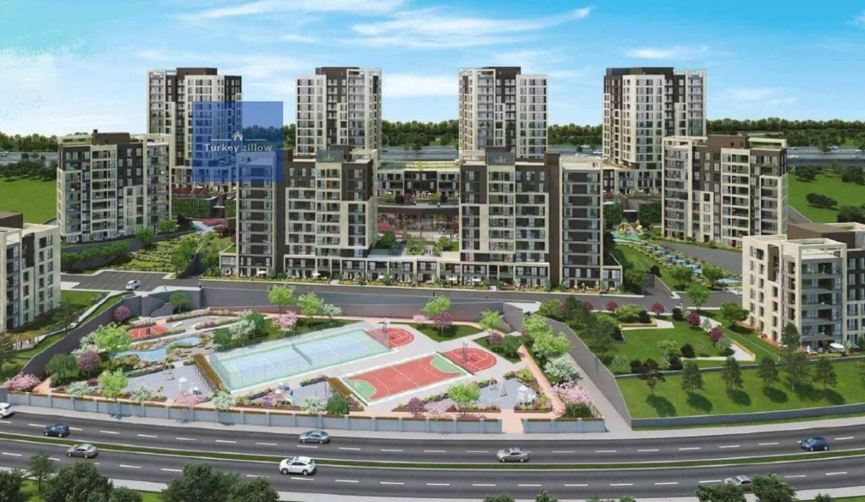 خرید آپارتمان در استانبول باشاک شهیر (11)