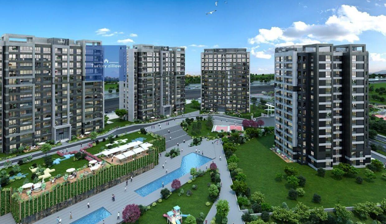 خرید آپارتمان در استانبول باشاک شهیر (15)