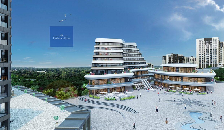 خرید آپارتمان در استانبول باشاک شهیر (16)