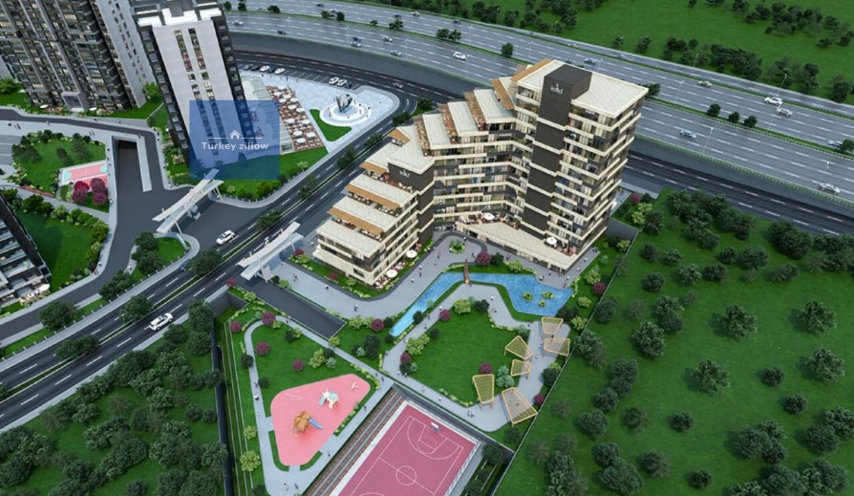 خرید آپارتمان در استانبول باشاک شهیر (18)