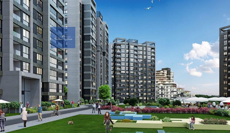 خرید آپارتمان در استانبول باشاک شهیر (19)