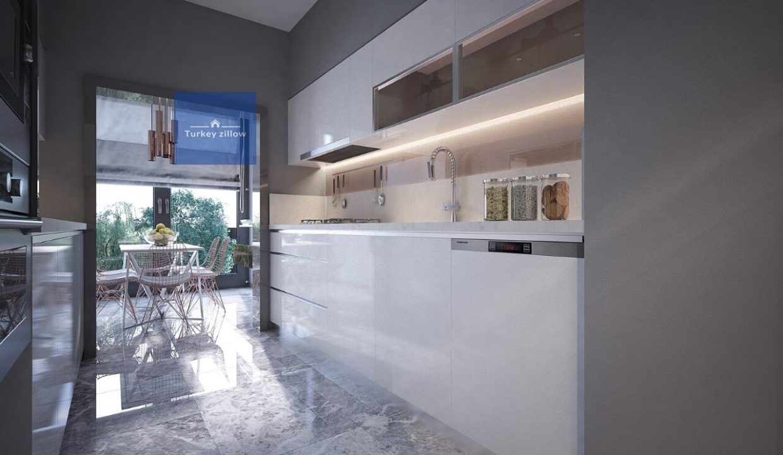 خرید آپارتمان در استانبول باشاک شهیر (3)